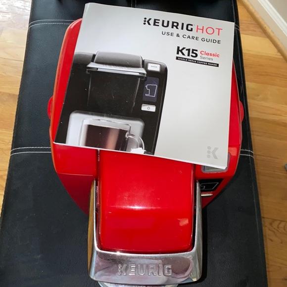 K15 classic Keurig